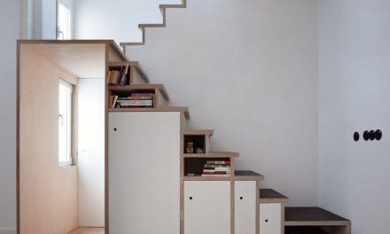 Imagen Casa Plywood Trio en Madrid
