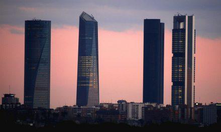 Las Cuatro Torres, protagonistas del skyline capitalino