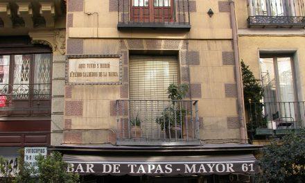 El privilegio de ser la casa más estrecha de Madrid