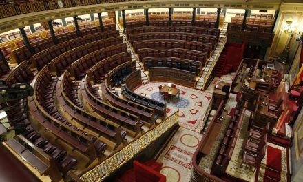 Visita en directo el Congreso de los Diputados