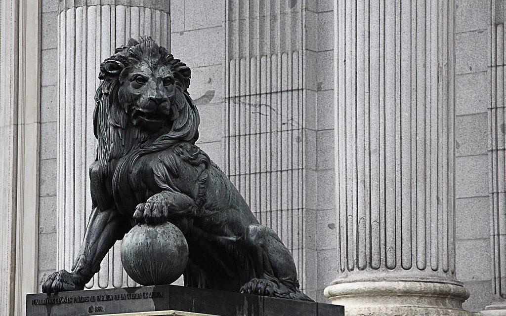 La historia de los leones del Congreso
