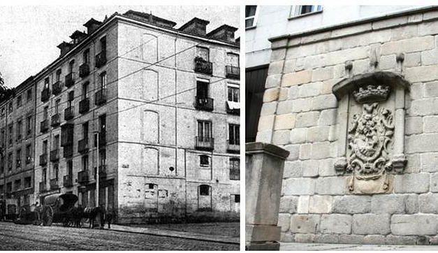 La Casa del Pastor y el escudo más antiguo de Madrid