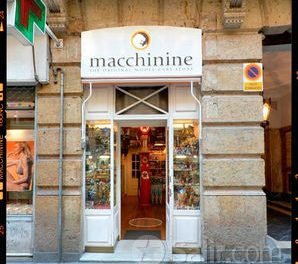 Macchinine, una tienda de juguetes antiguos