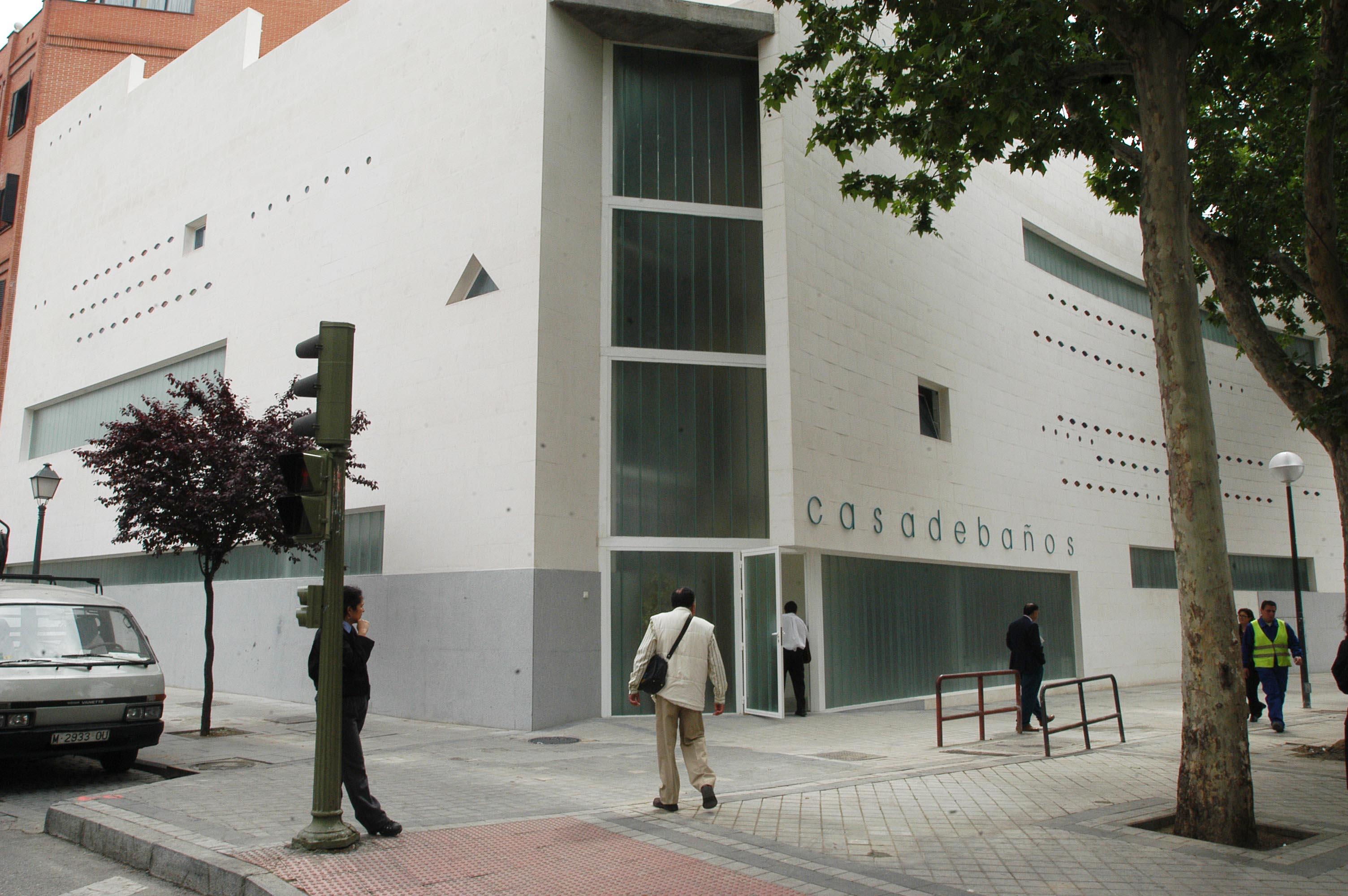 La historia de las Casas de Baños - Madridtectura