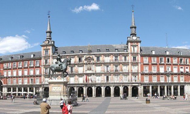Cuarto Centenario de la Plaza Mayor