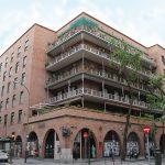 La Casa de las Flores, racionalismo madrileño