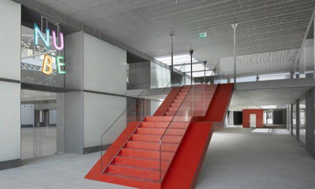 Escalera Casa del Lector