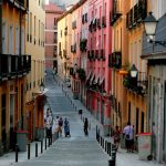 Calle Calvario. Lavapies