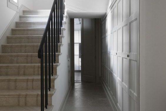 Escaleras vivienda en EL Viso