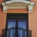 Los balcones art decó de Madrid