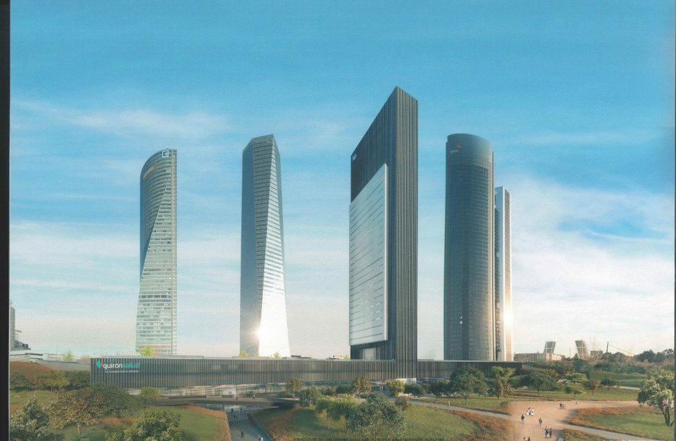 Caleido: el quinto edificio del skyline madrileño