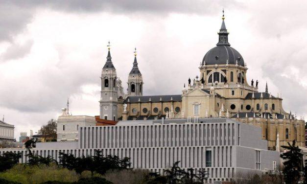 El Museo de Colecciones Reales de Madrid, uno de los Premios de Arquitectura Española 2017