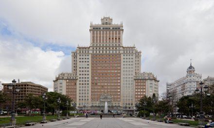 Cómo se hizo el Edificio España