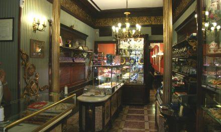 El Riojano, una confitería con historia
