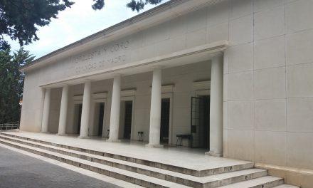 Un teatro de inspiración nazi en Madrid